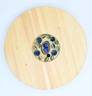 Picture of ROUND DECOR BOARD  with Ceramic Insert MIX