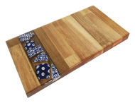 Picture of SMALL DECOR BOARD with Ceramic Insert - COBALT