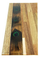 Picture of Big DECOR BOARD with NATURE Insert - 3 PEACKS