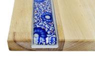 Obrazek Taca ozdobna mała – ceramika ZNAMMI