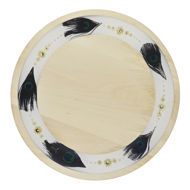 Picture of Round Big Decor Board - NATURE