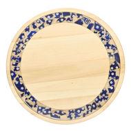 Obrazek Taca ozdobna obrotowa ceramika bolesławiecka