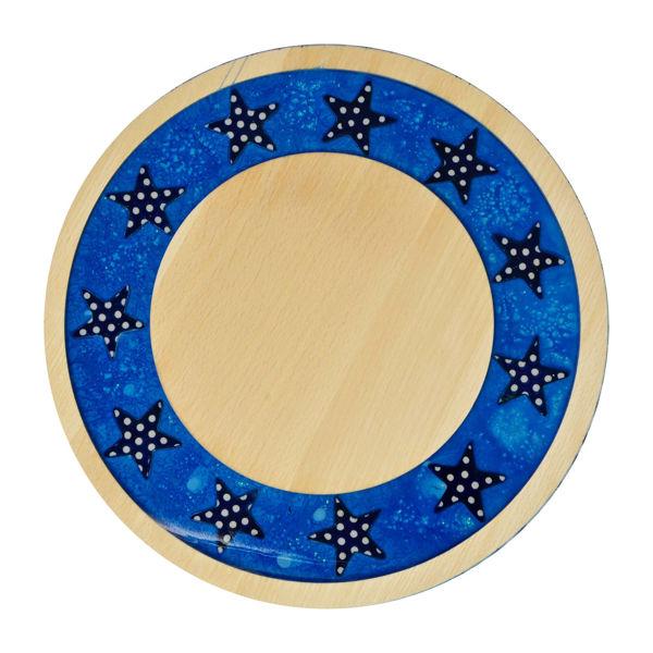 Picture of Taca ozdobna mała obrotowa – ceramika ZNAMMI